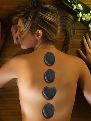 Soothing Stone Massage