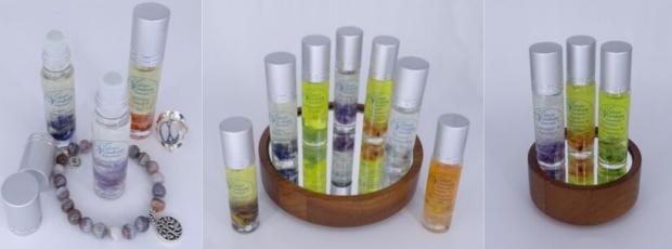 Hand On HealthCare Spa Gemstone Roll-on Aroma